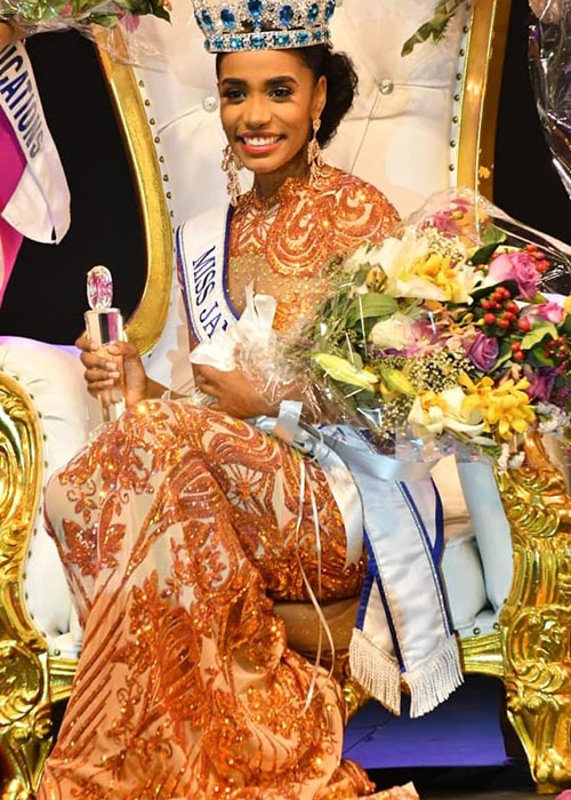 Chan dung nguoi dep Jamaica dang quang Hoa hau The gioi 2019-Hinh-6