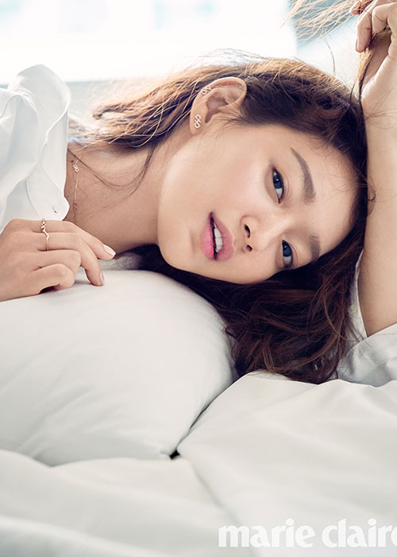 Me man ve dep thuan khiet cua my nhan Han tuoi Giap Ty Shin Min Ah-Hinh-2