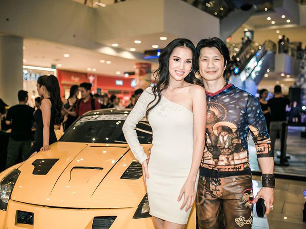 Vo dep, con xinh cua dien vien Dustin Nguyen vua to bi cat vai-Hinh-3