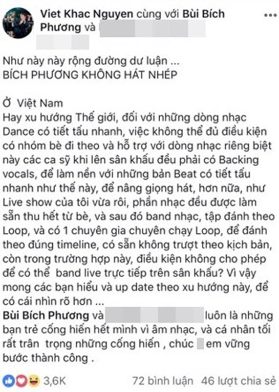 Khac Viet lien tiep noi doa bao ve nguoi than, dong nghiep-Hinh-11