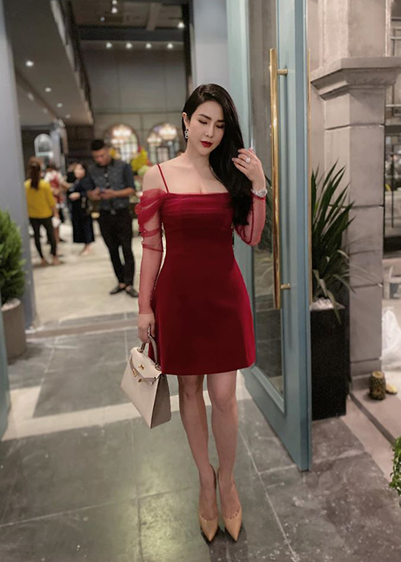 To am hanh phuc cua Diep Lam Anh ben chong thieu gia-Hinh-14