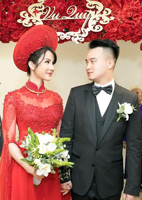 To am hanh phuc cua Diep Lam Anh ben chong thieu gia-Hinh-3
