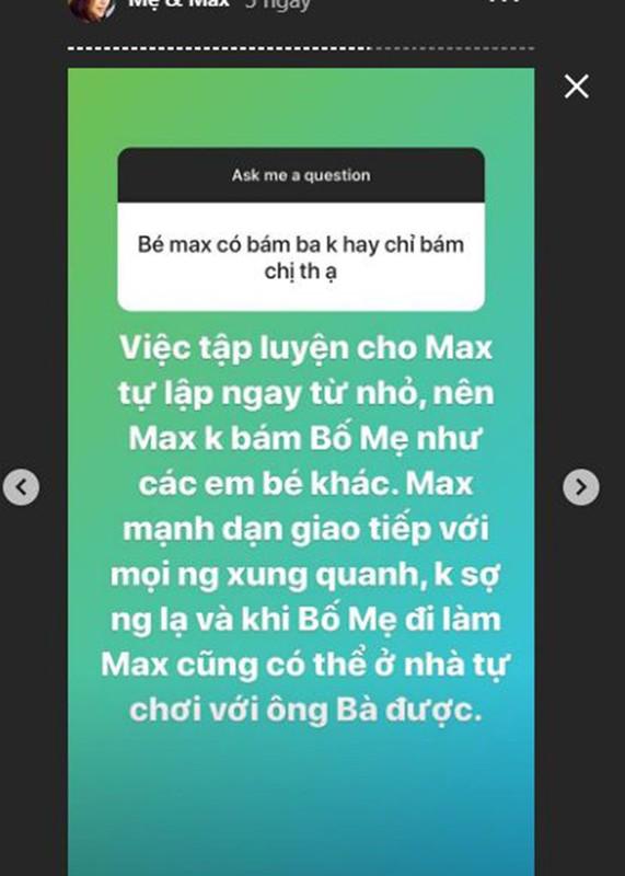 Tan chay ve dang yeu cua con trai Pham Huong luc 1 thang tuoi-Hinh-8
