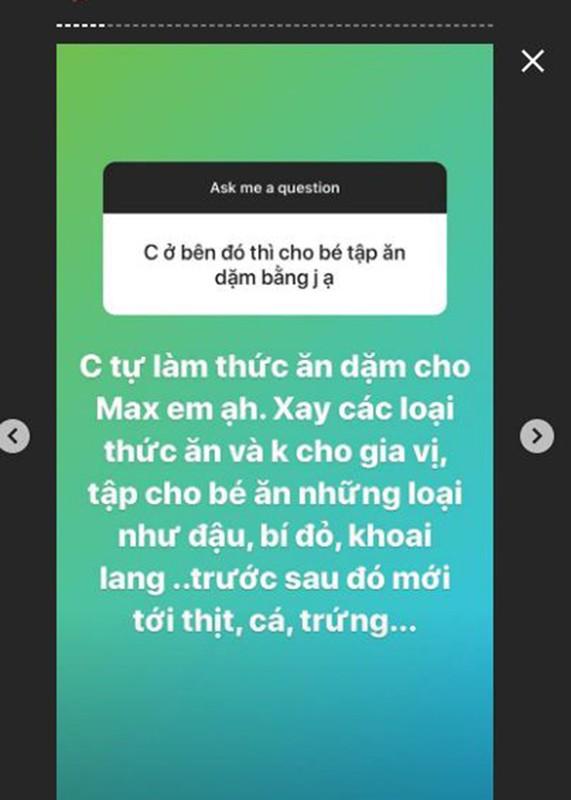 Tan chay ve dang yeu cua con trai Pham Huong luc 1 thang tuoi-Hinh-9