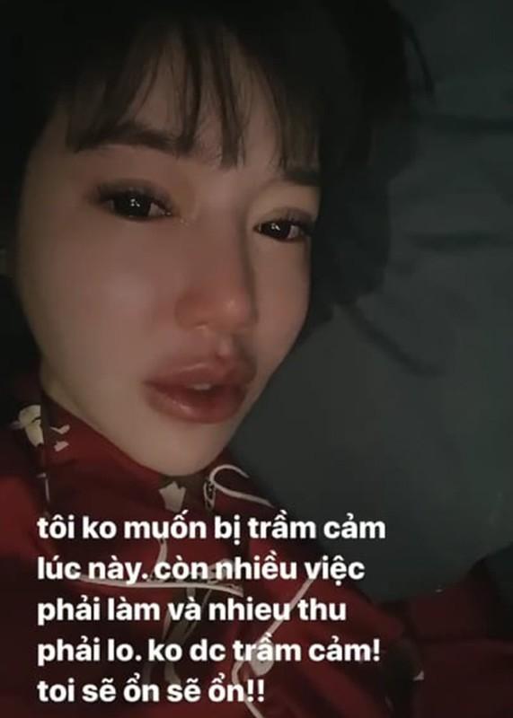 Elly Tran dang status tam trang sau su co nga quy tren tham do-Hinh-9