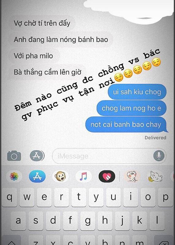A hau Tu Anh khoe chong cham con cuc kheo, chieu vo het muc-Hinh-5