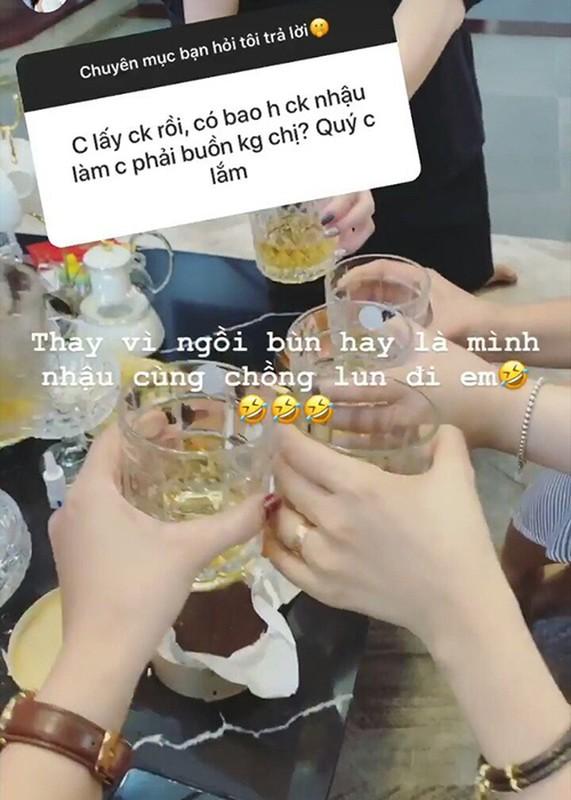 A hau Tu Anh khoe chong cham con cuc kheo, chieu vo het muc-Hinh-8