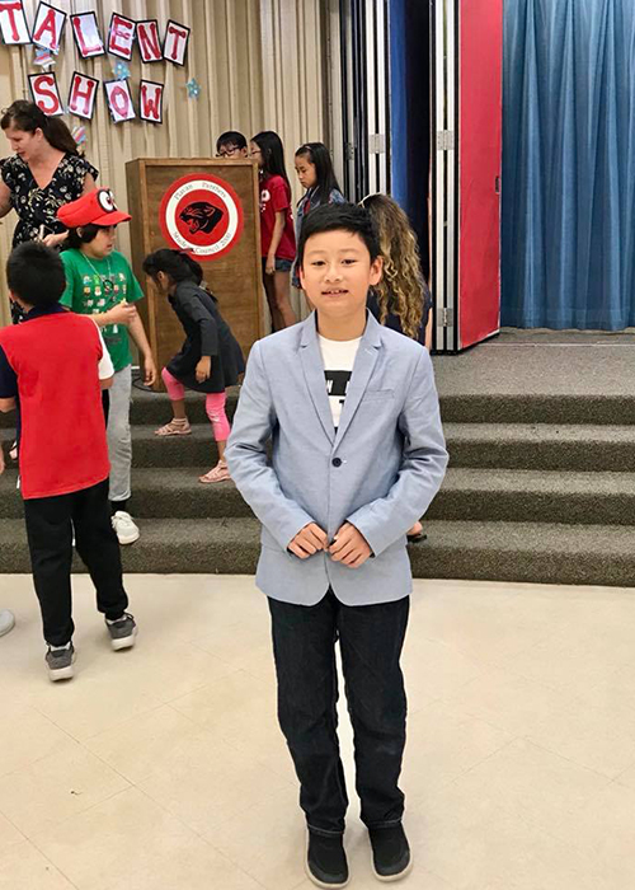 Cuoc song cua con trai Quang Dung - Jennifer Pham sau khi bo me ly hon-Hinh-4