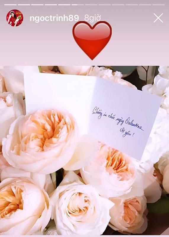Ngoc Trinh khoe qua Valentine, co tinh moi kem tuoi?-Hinh-6