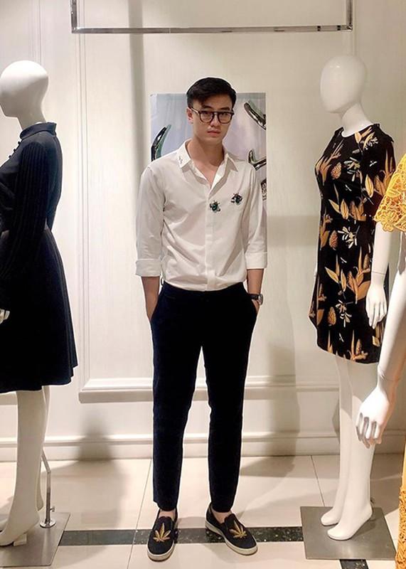"""Ve ngoai chuan soai ca cua Quang Trong dong Vien """"Co gai nha nguoi ta""""-Hinh-11"""
