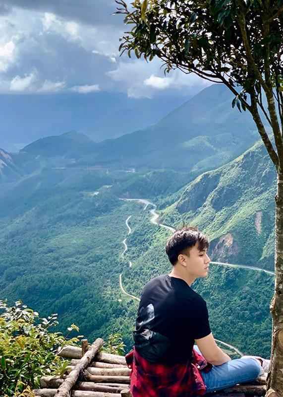 """Ve ngoai chuan soai ca cua Quang Trong dong Vien """"Co gai nha nguoi ta""""-Hinh-7"""