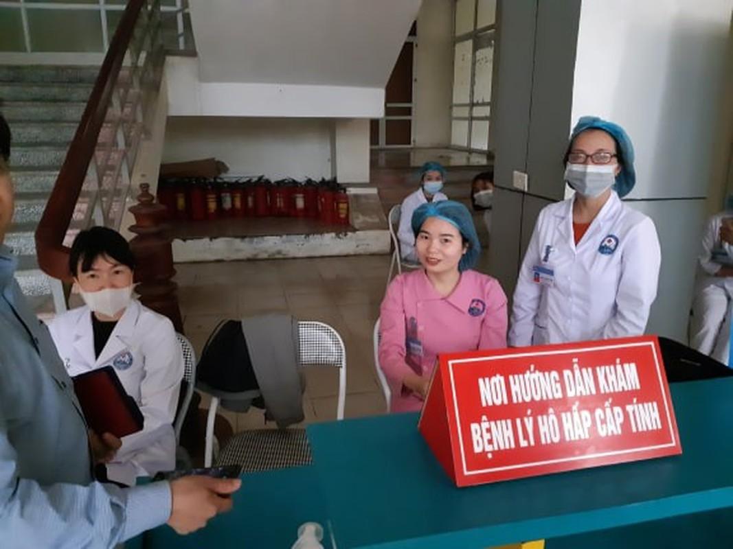 Virus corona viem phoi cap tham nhap Viet Nam: Can canh benh vien da chien o Vinh Phuc-Hinh-4