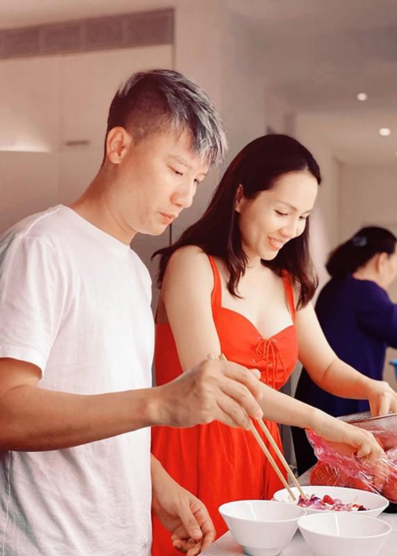 Nhan sac vo Hoang Bach sau 3 lan sinh no, vua xui chong triet san-Hinh-14