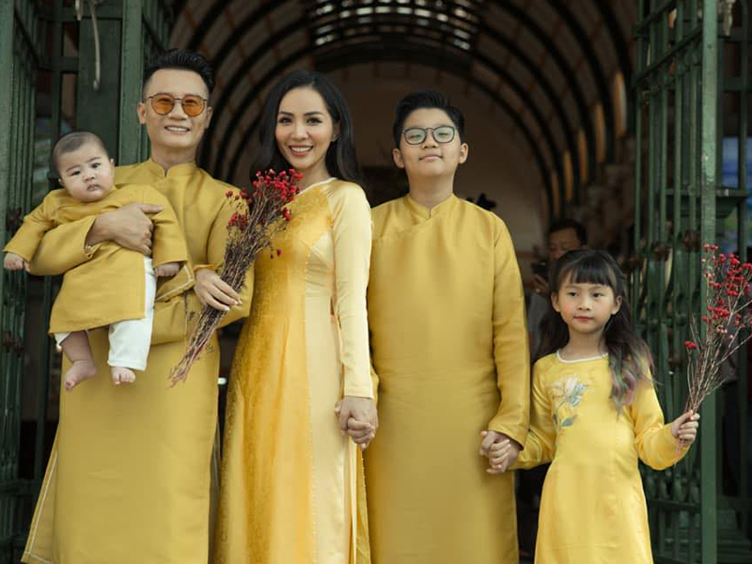 Nhan sac vo Hoang Bach sau 3 lan sinh no, vua xui chong triet san-Hinh-15
