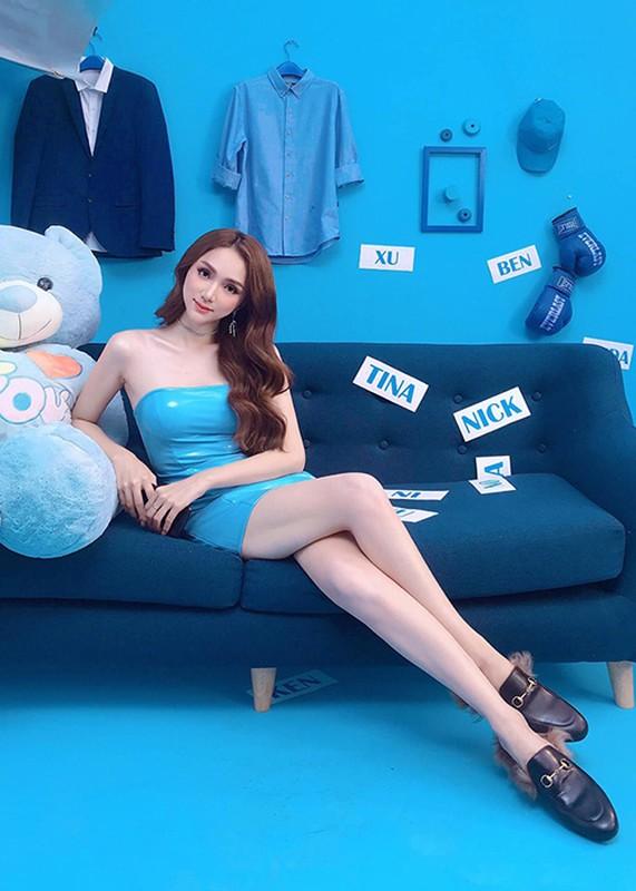 Huong Giang Idol co body goi cam it my nhan chuyen gioi bi kip-Hinh-7