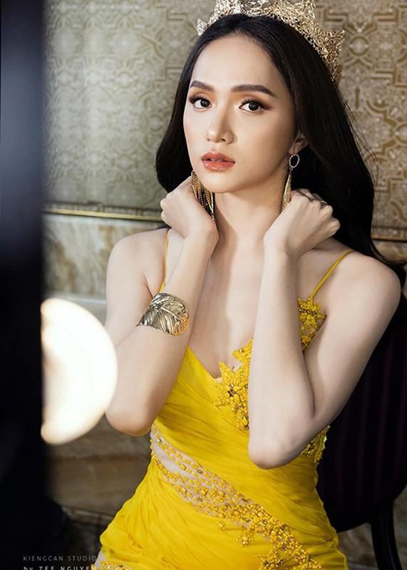 Huong Giang Idol co body goi cam it my nhan chuyen gioi bi kip
