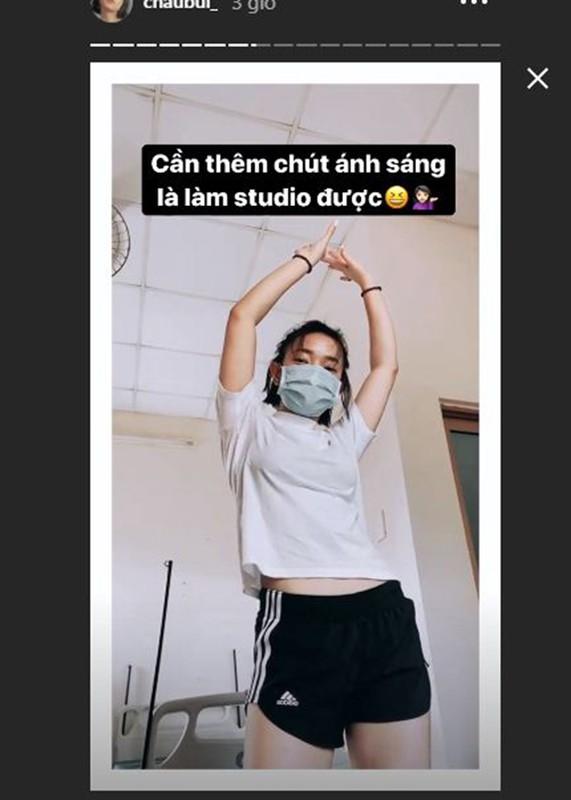 O khu cach ly, Chau Bui khen thuc an ngon, than kho giam can-Hinh-8