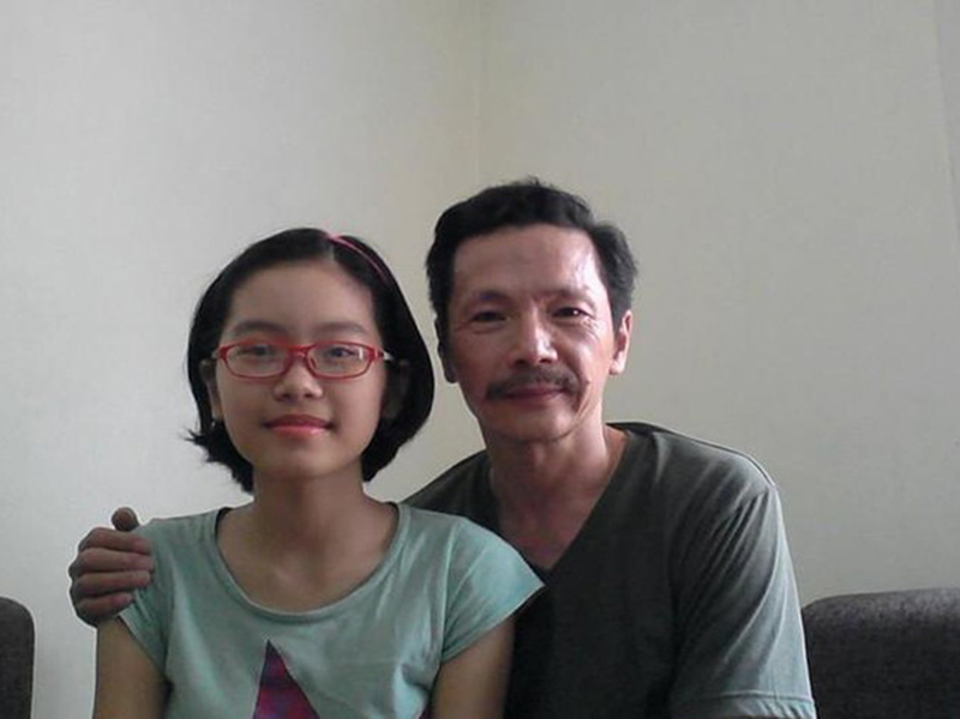 """Con gai xinh dep ra dang thieu nu cua """"ong bo quoc dan"""" Trung Anh-Hinh-11"""