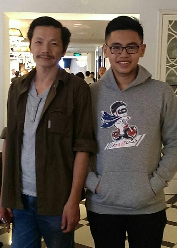 """Con gai xinh dep ra dang thieu nu cua """"ong bo quoc dan"""" Trung Anh-Hinh-14"""