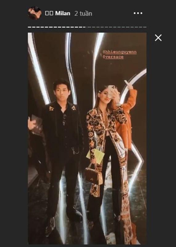 Tien Nguyen sang chanh du show thoi trang tai Milan, London truoc khi cach ly-Hinh-4