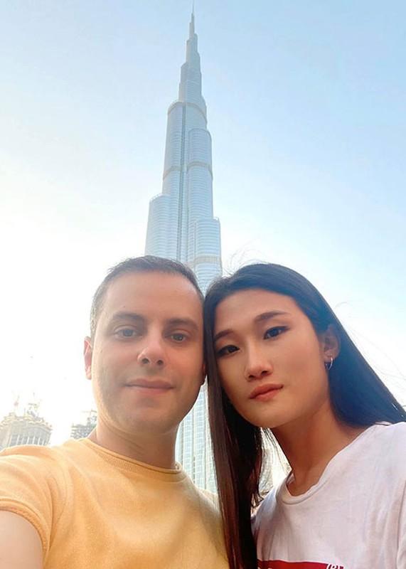Soi to am cua Kha My Van sang Dubai song cung chong Tay-Hinh-2