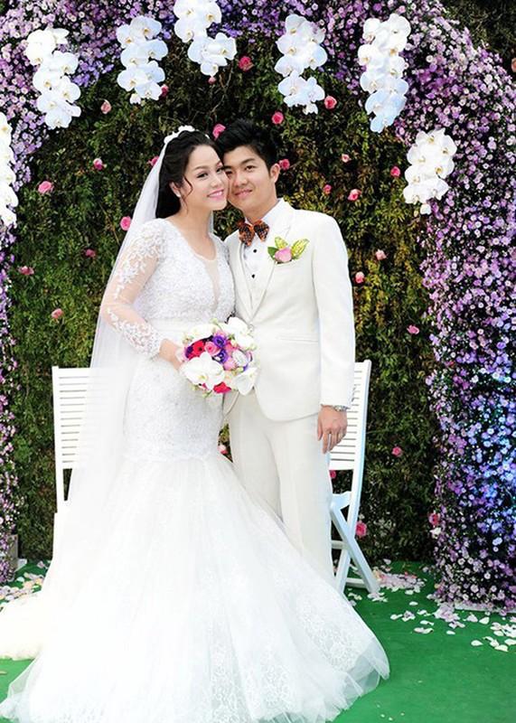 Nhat Kim Anh va chong cu Buu Loc: Hanh phuc ngan ngui, thi phi ngap tran-Hinh-2