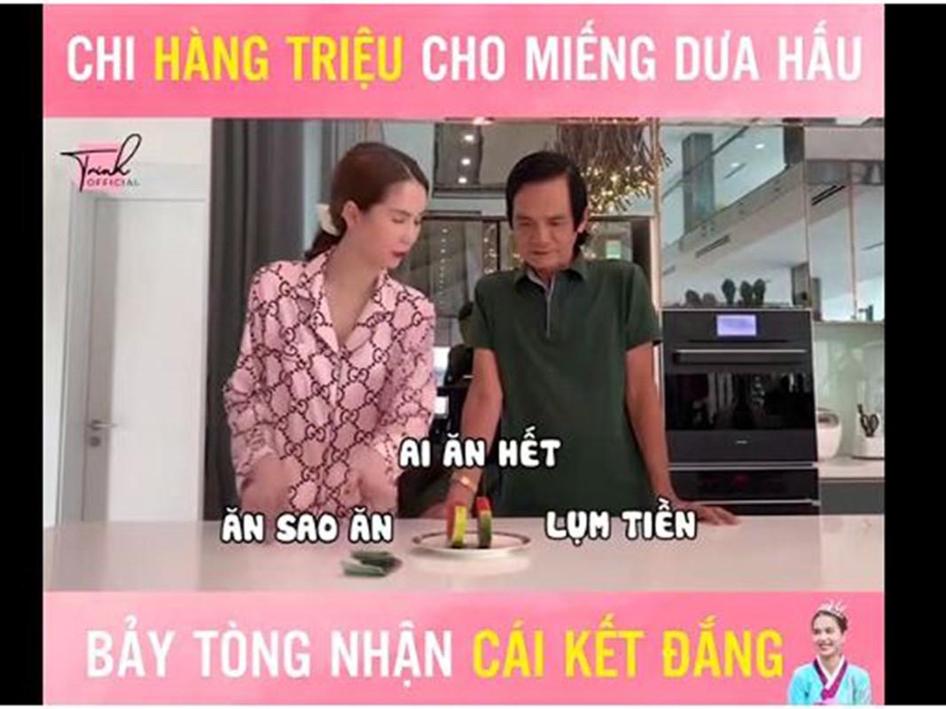 Cuoc song cua Ngoc Trinh ben trong biet thu 24 ty tinh cu tang-Hinh-8
