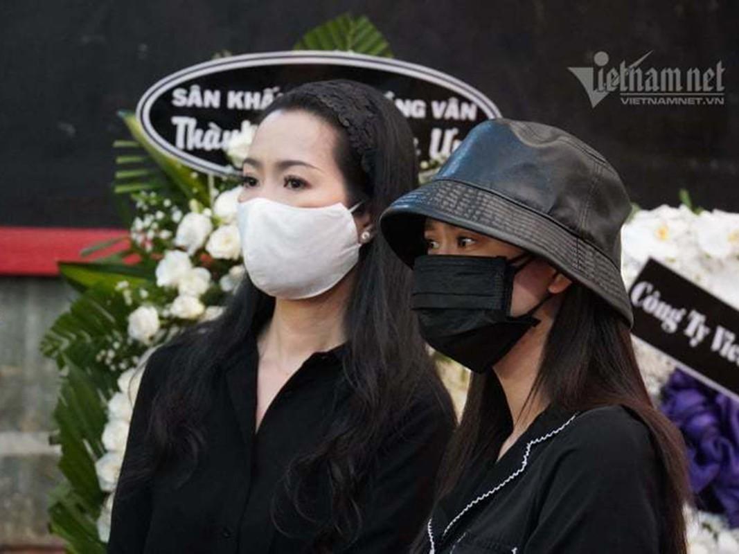Gia dinh, dong nghiep dau buon tien dua Mai Phuong ngay cuoi-Hinh-5
