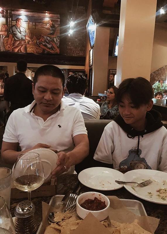 Ngam con trai lon bong, con gai xinh xan cua dien vien Kim Hien-Hinh-7