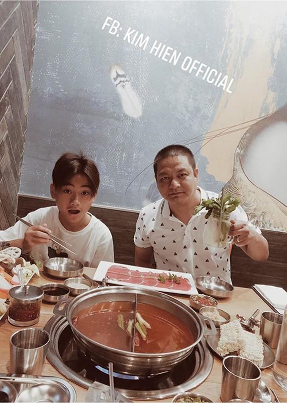 Ngam con trai lon bong, con gai xinh xan cua dien vien Kim Hien-Hinh-8