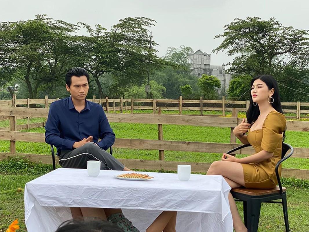 "Nhan sac goi cam cua Kieu Yen Ngoc dong ""Nha tro Balanha"""