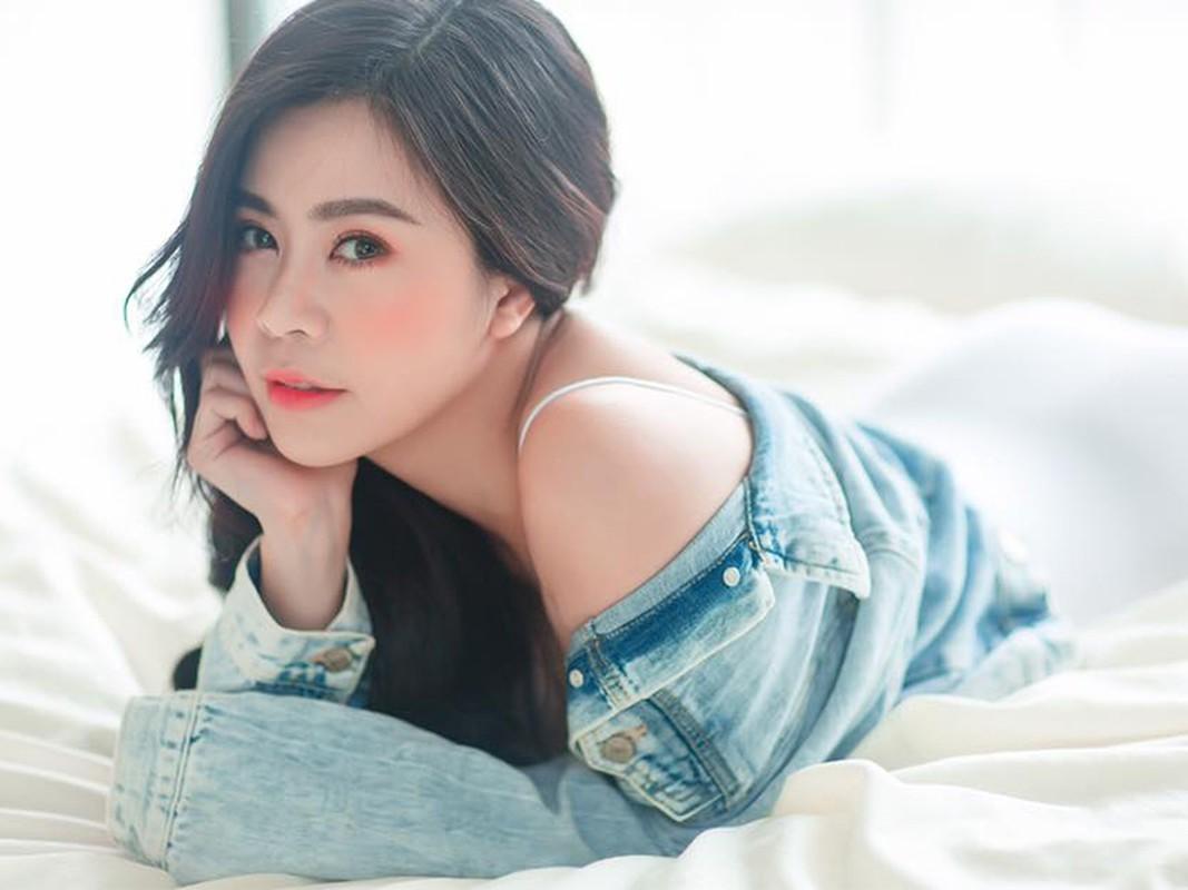 "Nhan sac xinh dep vo Anh Tai dong cau chu dien trai trong ""Luat troi""-Hinh-5"