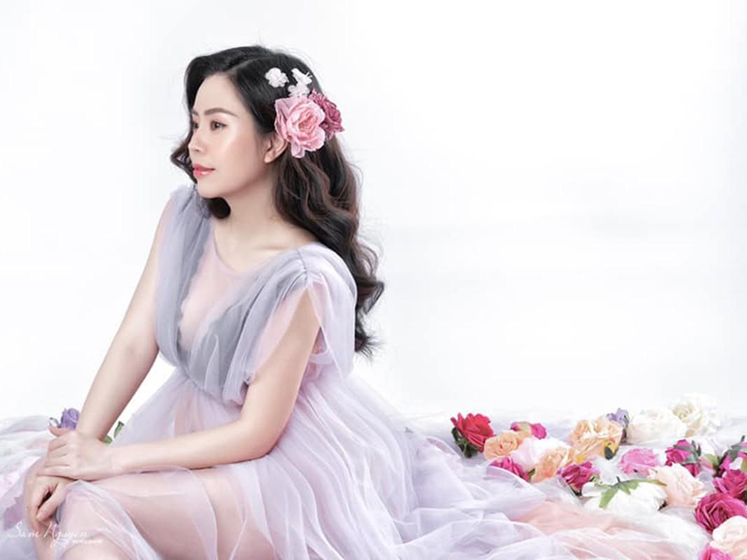 "Nhan sac xinh dep vo Anh Tai dong cau chu dien trai trong ""Luat troi""-Hinh-9"