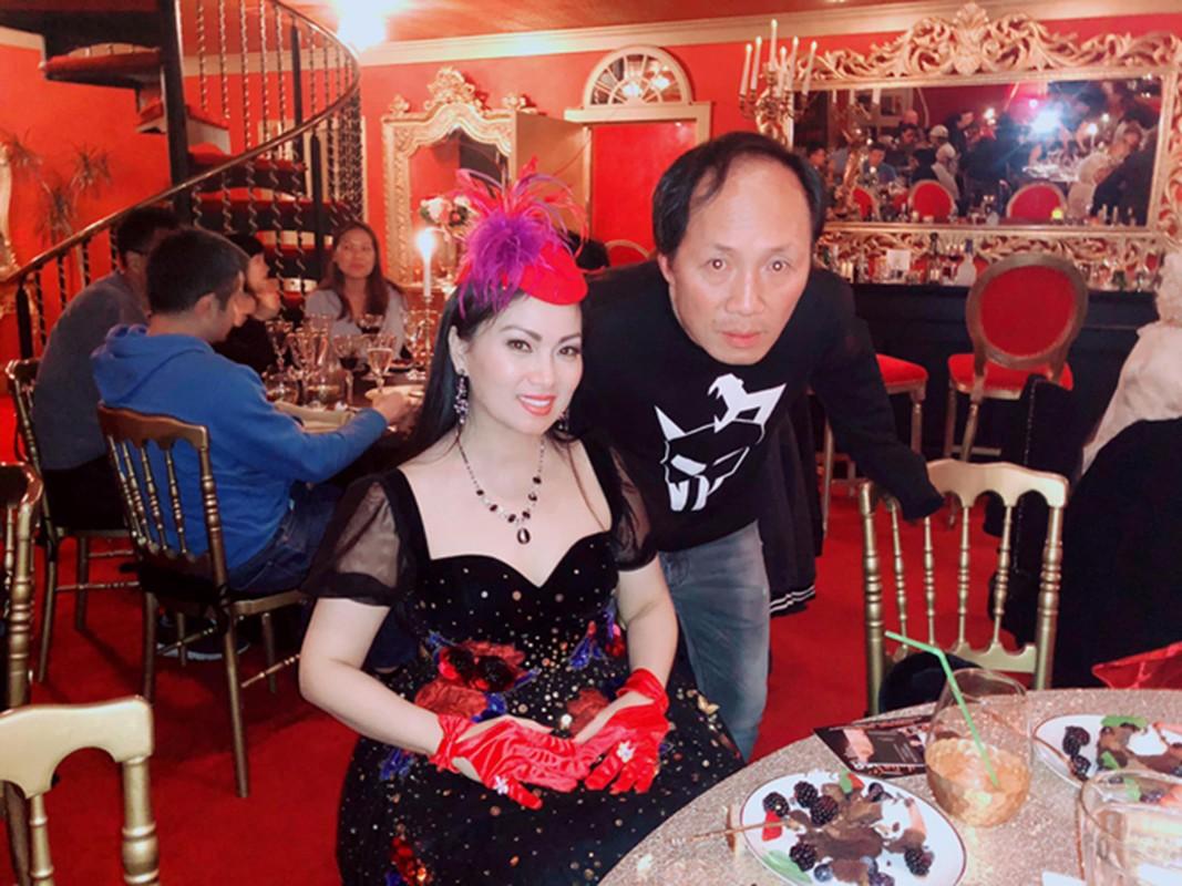 Ba chi em gai Cam Ly: Xinh dep, giau co, hon nhan vien man-Hinh-9
