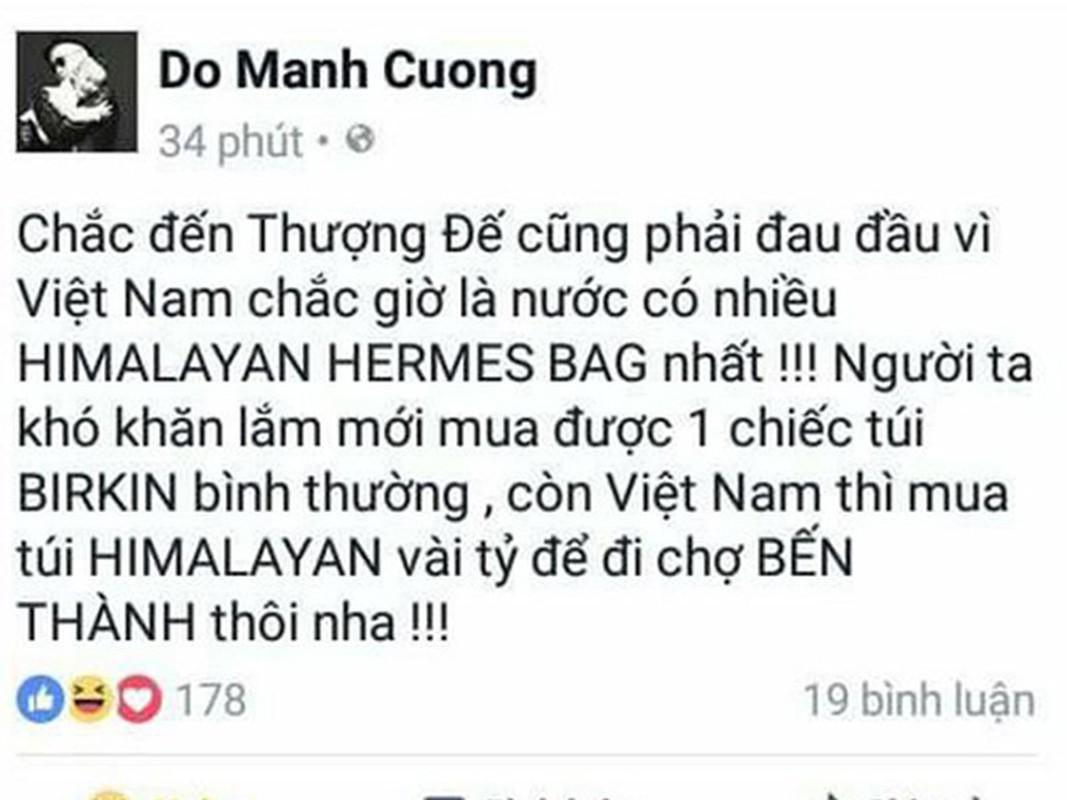 Khong chi Ngan 98, nhieu sao Viet tung bi nghi