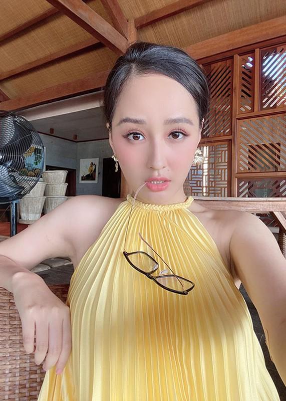 Hau giam can thanh cong, Mai Phuong Thuy dep ngat ngay-Hinh-6