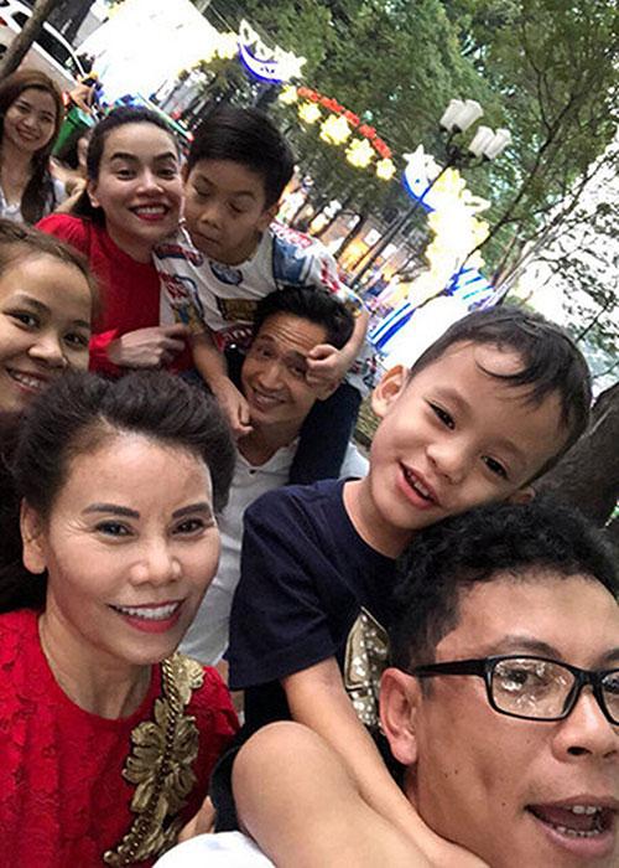 Hanh phuc tron ven cua Ho Ngoc Ha - Cuong Do la hau ly hon-Hinh-4
