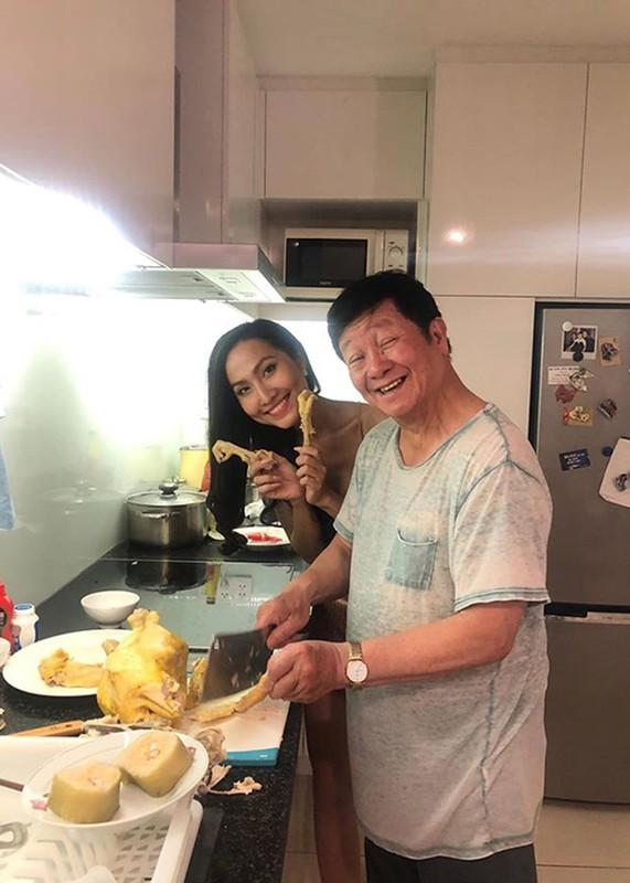 Cuoc tinh chong vanh cua my nhan chuyen gioi Hoai Sa va Trong Hieu-Hinh-8
