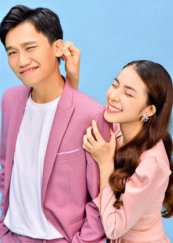 """Loat anh tinh tu cua Xuan Nghi va hot girl """"Nha tro Balanha""""-Hinh-6"""