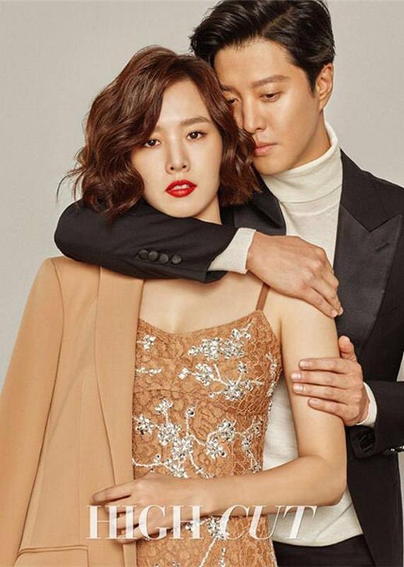 Lee Dong Gun - Jo Yoon Hee: Cuoi nhanh, ly hon chong vanh-Hinh-14
