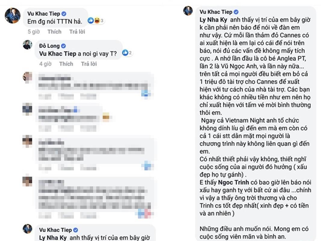 Ngoai Khac Viet, Vu Khac Tiep chang ngai dau khau voi loat sao-Hinh-6