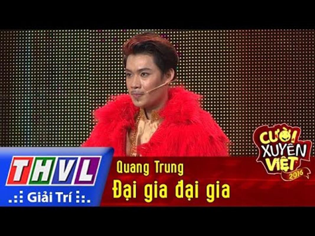 Dien vien Quang Trung bo hai tay khi lai xe vi so nang...