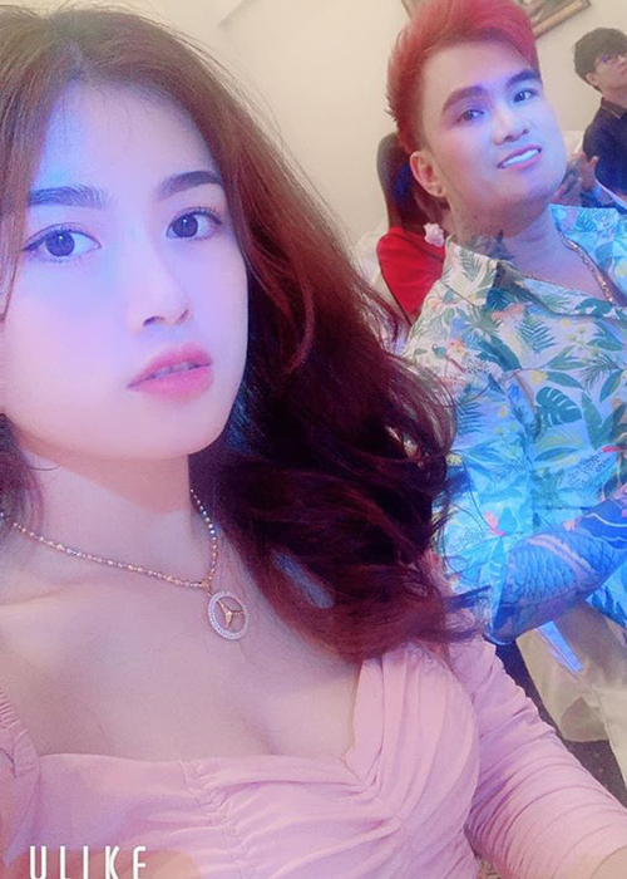 Nhan sac vo xinh dep kem 12 tuoi cua Lam Chan Huy-Hinh-7