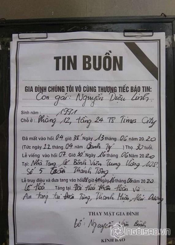 Gia dinh, dong nghiep dau xot tien dua MC Dieu Linh-Hinh-12