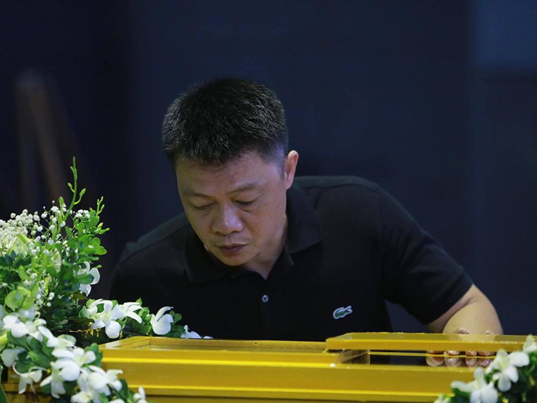 Gia dinh, dong nghiep dau xot tien dua MC Dieu Linh-Hinh-7