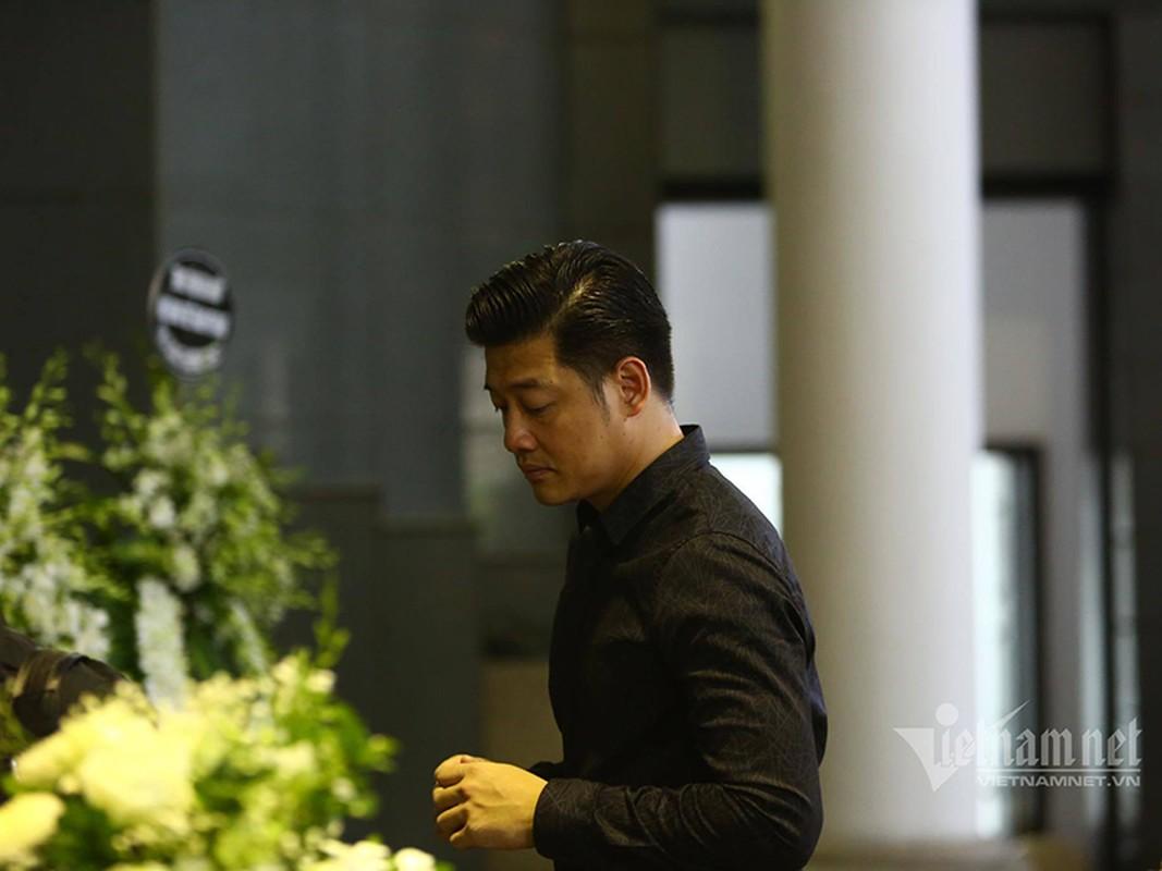 Gia dinh, dong nghiep dau xot tien dua MC Dieu Linh-Hinh-8