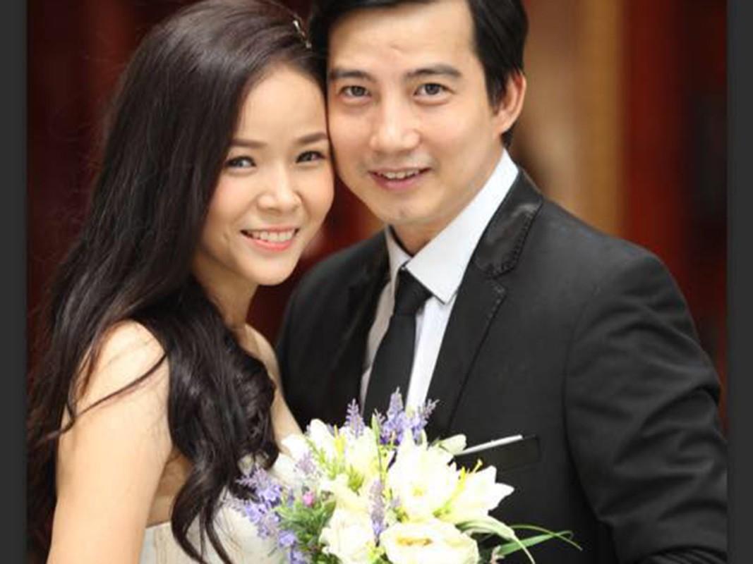 """Soi hon nhan hanh phuc cua Diem Huong """"Tinh yeu va tham vong""""-Hinh-2"""