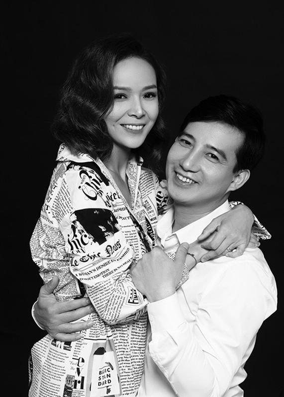 """Soi hon nhan hanh phuc cua Diem Huong """"Tinh yeu va tham vong""""-Hinh-6"""