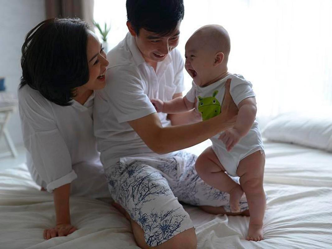 """Soi hon nhan hanh phuc cua Diem Huong """"Tinh yeu va tham vong""""-Hinh-7"""