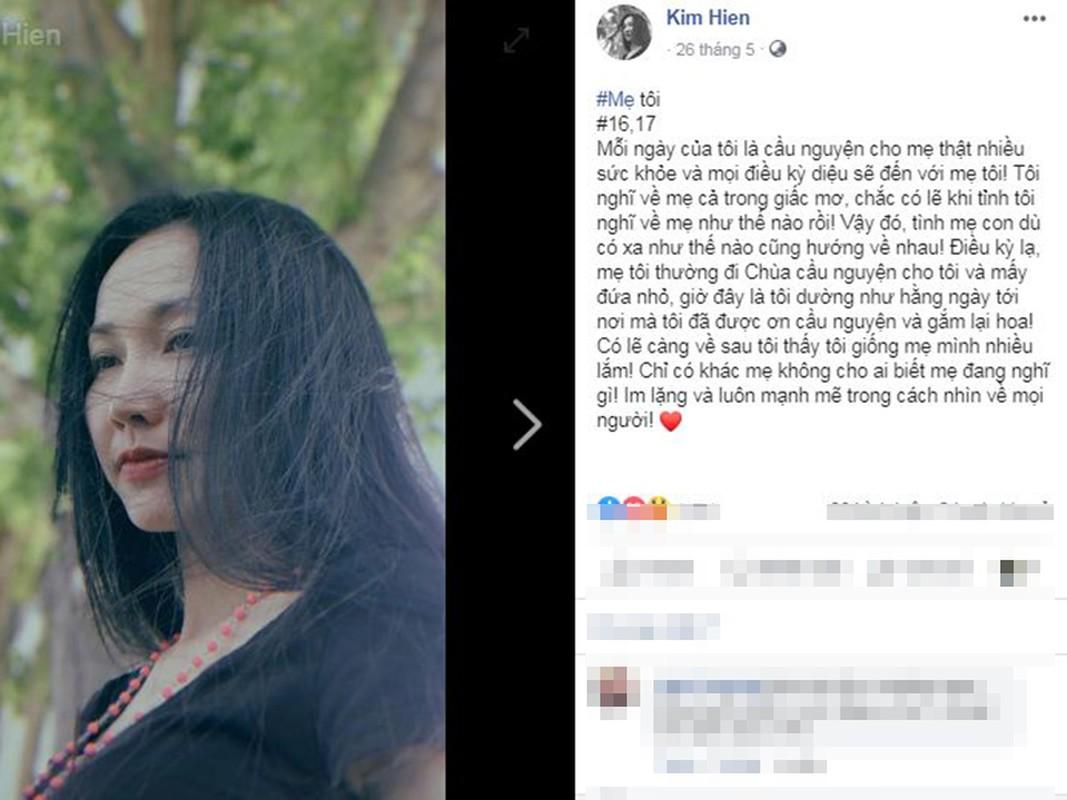 Me qua doi, Kim Hien dau xot khong the ve Viet Nam vi COVID-19-Hinh-12